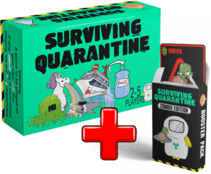 Surviving Quarantine Zombie Edition