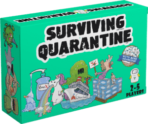 Surviving Quarantine The Card Game